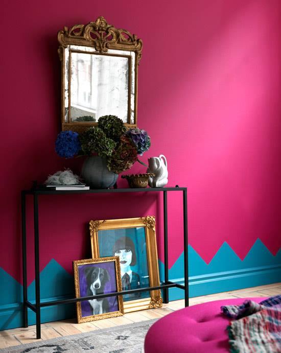 Top 7 màu sơn nội thất đẹp năm 2017