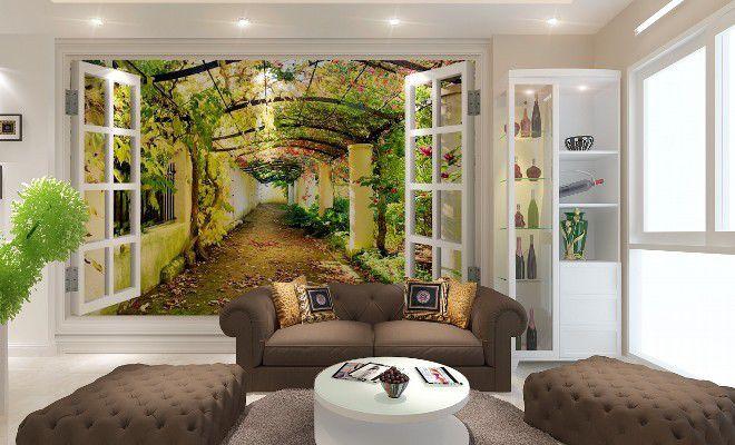 9 ý tưởng thiết kế nội thất phòng khách ấn tượng