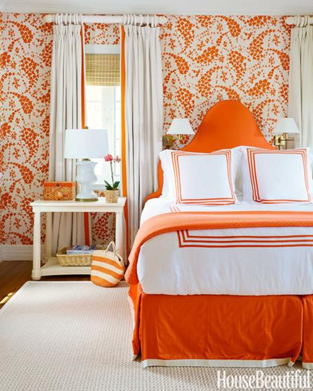 Bí quyết chọn màu sơn đẹp cho phòng ngủ
