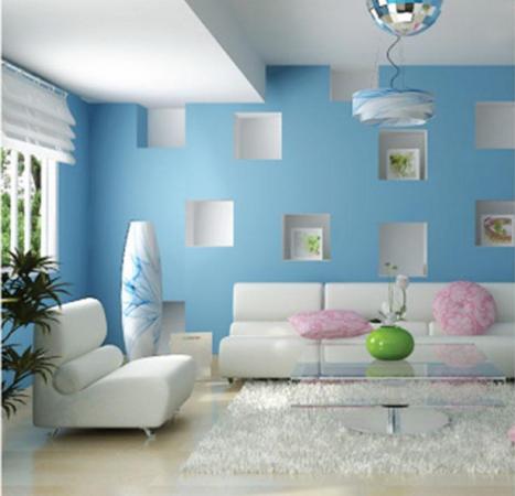 Lựa chọn màu sơn theo phong thuỷ mạng thuỷ đẹp nhất!!!