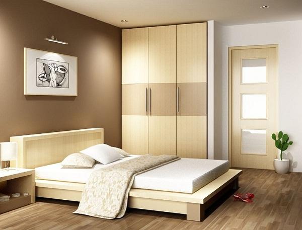 Cách chọn màu sơn tường phòng ngủ phù hợp phong thủy