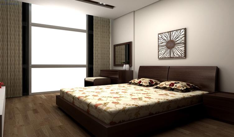 Cách chọn màu sơn tường phòng ngủ