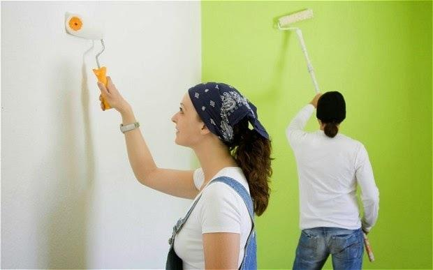 Chỉ cần sử dụng 1 lớp sơn lót và 2 lớp sơn phủ