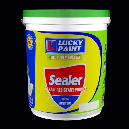 Sơn lót chống kiềm nội thất lucky sealer
