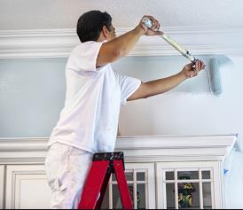 Sơn lót trước khi sơn