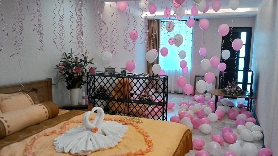 Lựa chọn màu sơn phòng cưới là một việc rất quan trọng