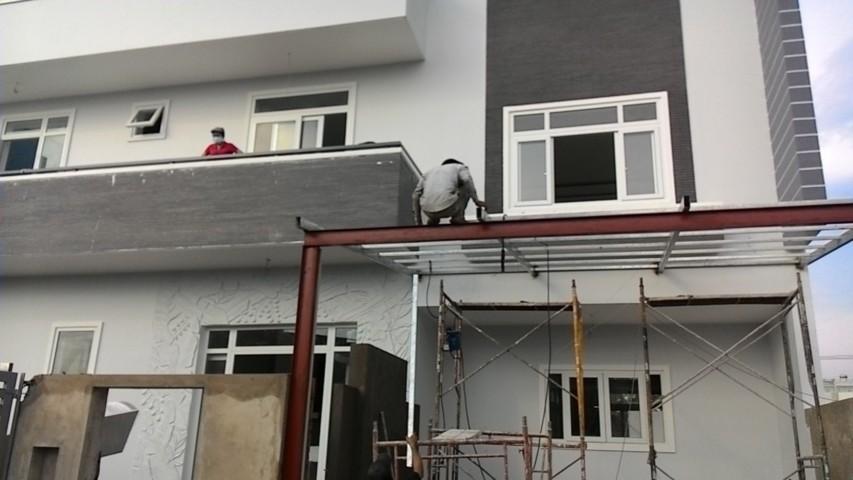 Thời tiết mùa thu thích hợp để sơn nhà